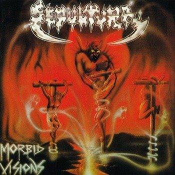 SEPULTURA: MORBID VISIONS / BESTIAL DEVASTATION (CD)