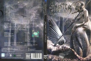 SINISTER: PROPHECIES DENIED (DVD)