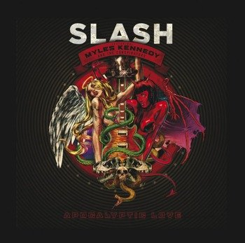 SLASH: APOCALYPTIC LOVE (CD)