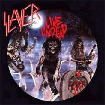 SLAYER: LIVE UNDEAD / HAUNTING THE... (LP VINYL)