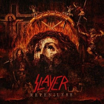 SLAYER: REPENTLESS (CD)