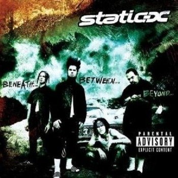 STATIC-X: BENEATH, BETWEEN, BEYOND (CD)