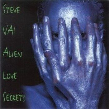 STEVE VAI : ALIEN LOVE SECRETS (CD)