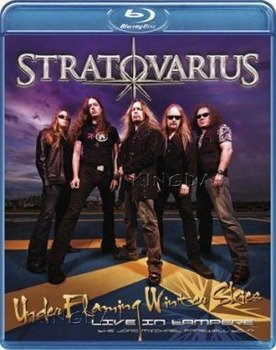 STRATOVARIUS: UNDER FLAMING WINTER SKIES (BLU-RAY)