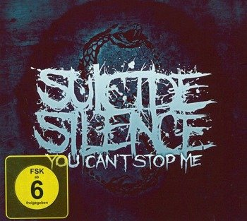 SUICIDAL SILENCE: YOU CAN'T STOP ME (CD+DVD)
