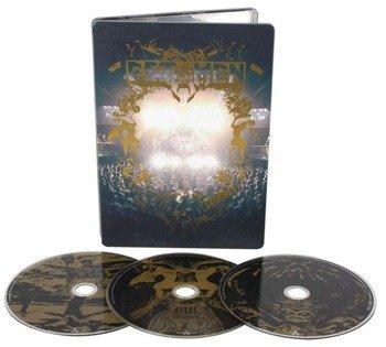 TESTAMENT: DARK ROOTS OF THRASH (DVD+2CD)