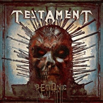 TESTAMENT: DEMONIC (CD)