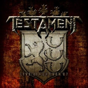 TESTAMENT: LIVE AT EINDHOVEN '87 (CD)
