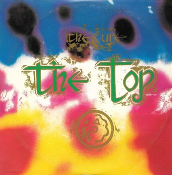 THE CURE : THE TOP (CD)