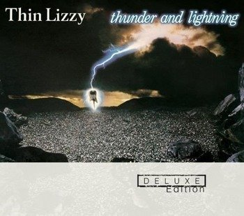 THIN LIZZY: THUNDER AND LIGHTNING (DELUXE) (2CD)
