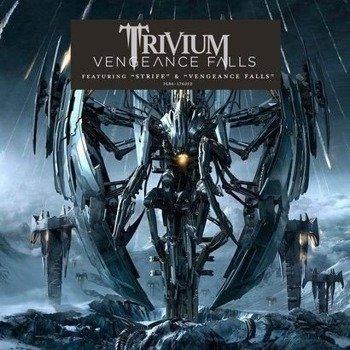 TRIVIUM: VENGEANCE FALLS (CD) DE LUXE