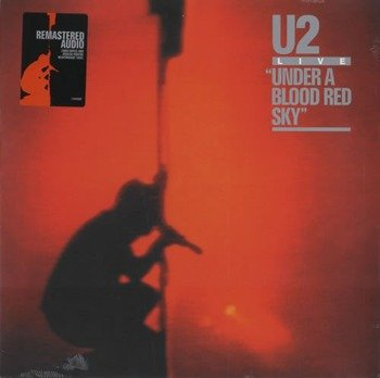 U2: UNDER A BLOOD RED SKY (LP VINYL)