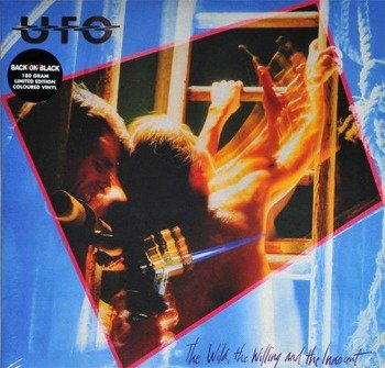 UFO: THE WILD, THE WILLING AND THE INNOCENT (2LP VINYL)
