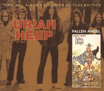URIAH HEEP: FALLEN ANGEL (CD) REMASTER