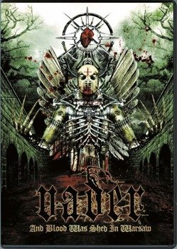 VADER: AND BLOOD WAS SHED IN WARSAW (DVD)