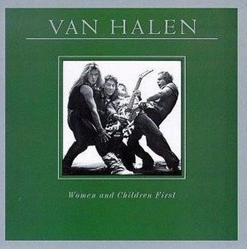 VAN HALEN: WOMEN AND CHILDREN FIRST - REMASTERED (CD)