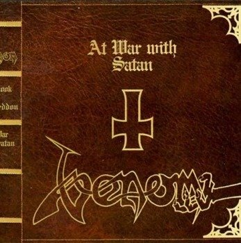 VENOM: AT WAR WITH SATAN (CD)