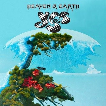 YES: HEAVEN & EARTH (CD)