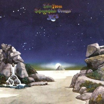 YES: TALES FROM TOPOGRAPHIC OCEANS (2CD)