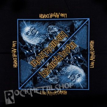 bandana IRON MAIDEN - LIVE AFTER DEATH