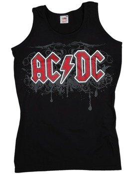 bezrękawnik AC/DC - LOGO RED