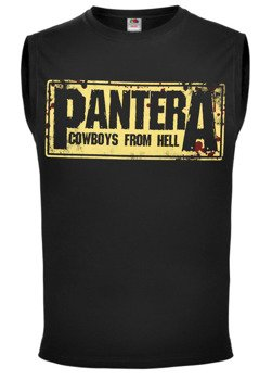 bezrękawnik PANTERA - COWBOYS FROM HELL