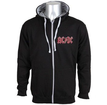 bluza AC/DC - HIGHWAY TO HELL, rozpinana z kapturem