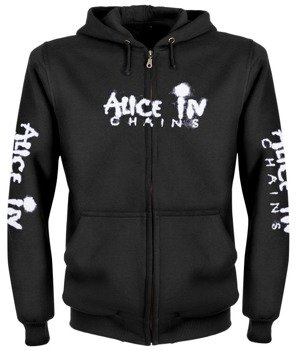 bluza ALICE IN CHAINS rozpinana, z kapturem