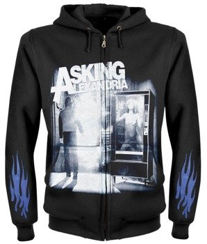 bluza ASKING ALEXANDRIA - FROM DEATH TO DESTINY rozpinana, z kapturem