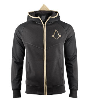 bluza ASSASSINS CREED - SYNDICATE, rozpinana z kapturem