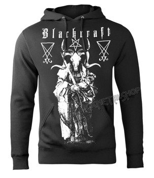 bluza BLACK CRAFT - LEVITICUS, kangurka z kapturem