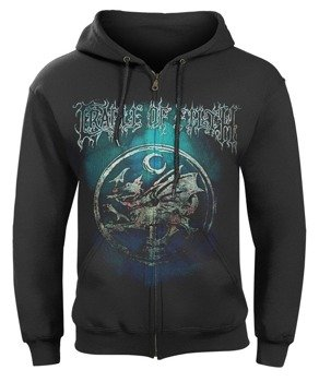 bluza CRADLE OF FILTH - THE ORDER, rozpinana z kapturem