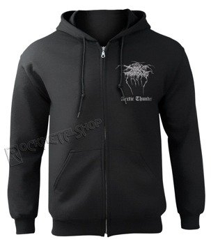 bluza DARKTHRONE - ARCTIC THUNDER, rozpinana z kapturem