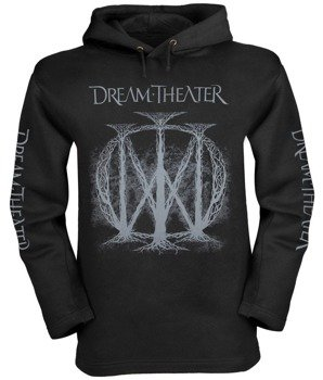 bluza DREAM THEATER czarna z kapturem