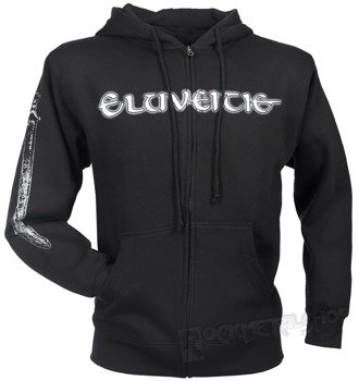 bluza ELUVEITIE - EVOCATION, rozpinana z kapturem