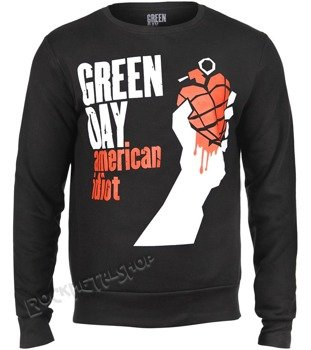 bluza GREEN DAY - AMERICAN IDIOT, bez kaptura