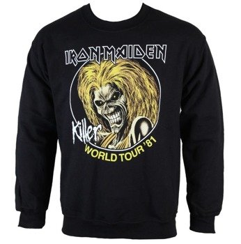 bluza IRON MAIDEN - KILLERS 81, bez kaptura