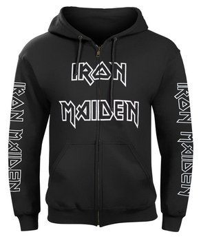 bluza IRON MAIDEN - THE TROOPER rozpinana, z kapturem
