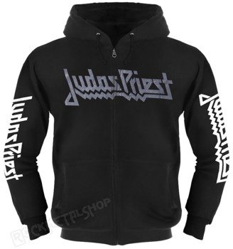 bluza JUDAS PRIEST - BRITISH STEEL rozpinana, z kapturem