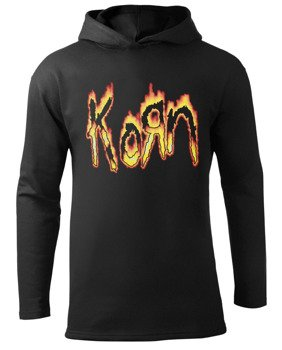 bluza KORN - SEE YOU ON THE OTHER SIDE ,z kapturem