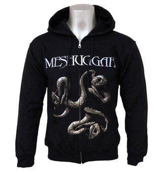 bluza MESHUGGAH - CATCH 33, rozpinana z kapturem