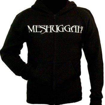 bluza MESHUGGAH - LOGO,rozpinana z kapturem