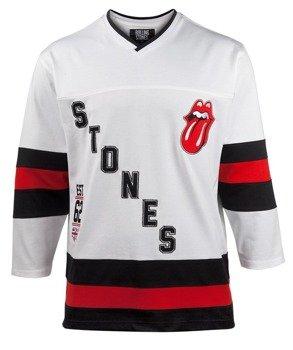 bluza ROLLING STONES - STACKED LOGO, hokejowa
