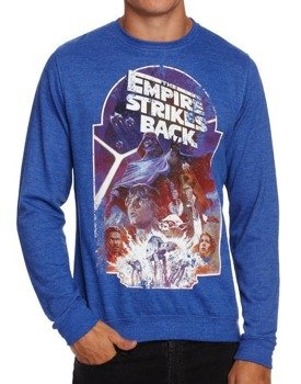 bluza STAR WARS - EMPIRE STRIKES BACK, bez kaptura