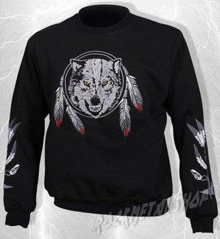 bluza WOLF bez kaptura