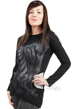 bluza damska CAT 2, z kapturem