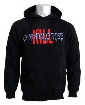 bluza kangurka CANNIBAL CORPSE - KILL z kapturem (PH5269)