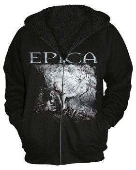 bluza ocieplana EPICA - REQUIEM FOR THE INDIFFERENT rozpinana