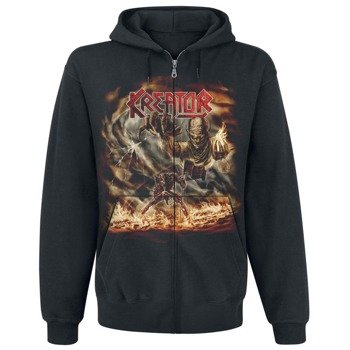 bluza rozpinana KREATOR - KREATOR OF THE BEAST