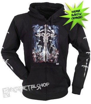 bluza rozpinana z kapturem GUARDIANS OF THE SWORD